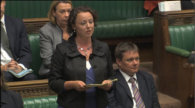 Catherine McKinnell MP calls on government to focus on increasing successful adoption places
