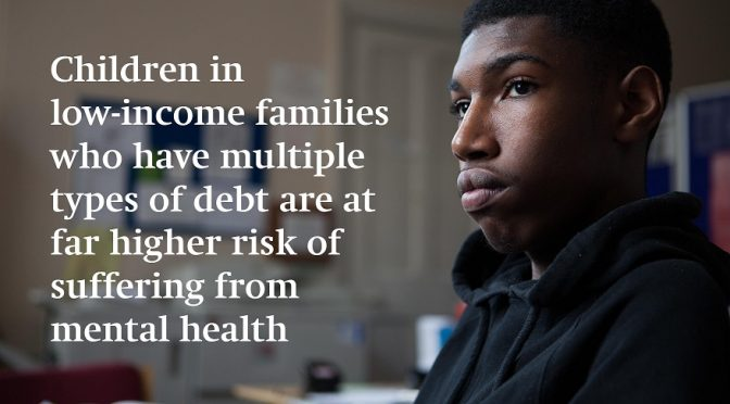 Catherine backs breathing space for families in problem debt