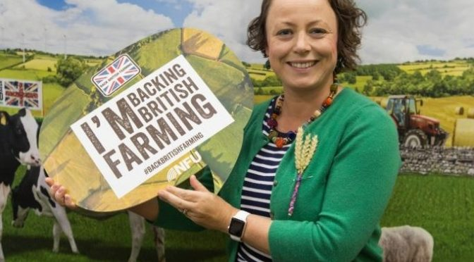 Tyneside MP Backs British Farming in the North East