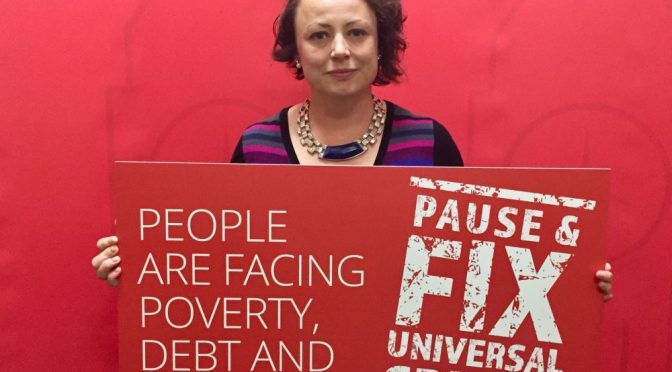 Newcastle MP demands shambolic Universal Credit roll-out is paused