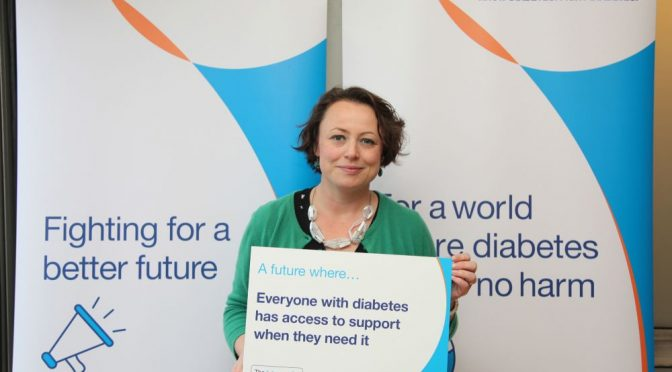 Newcastle North MP supports calls for change in future of diabetes care