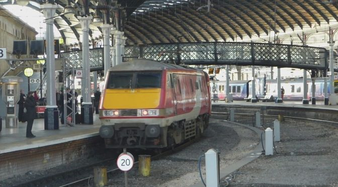 New East Coast Main Line group launched in Parliament