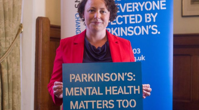 Newcastle MP backs call to revolutionise Parkinson's care