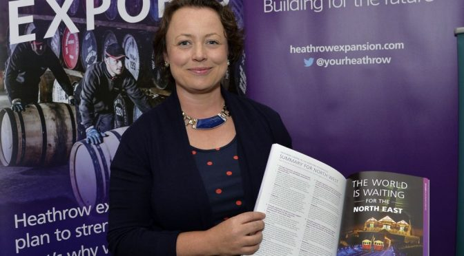 Newcastle North MP will back Heathrow vote