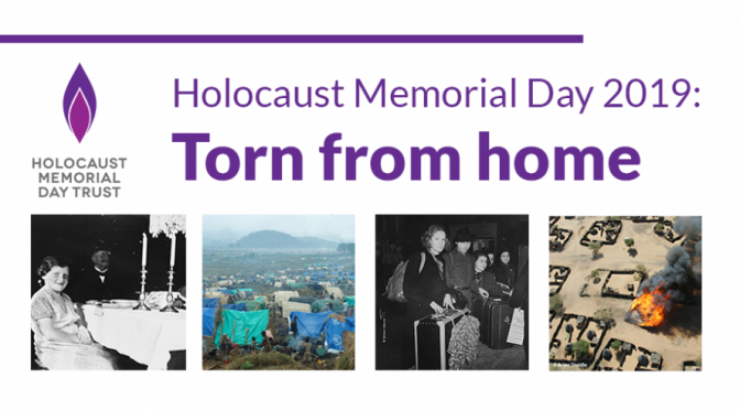 Newcastle MP renews commitment to marking Holocaust