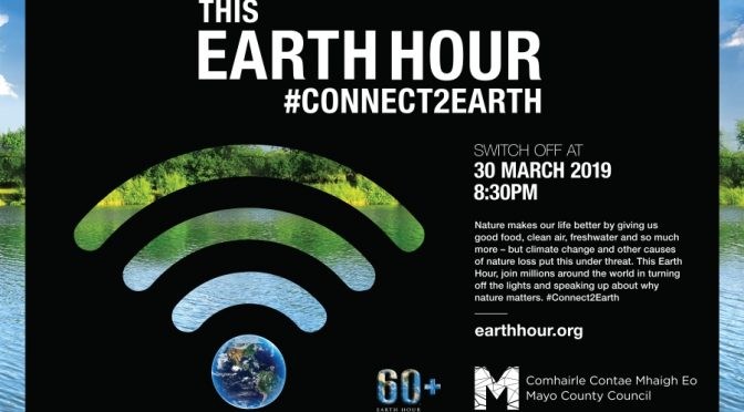 Newcastle North MP backs Earth Hour