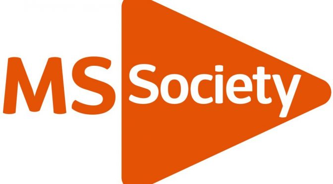 Catherine commits to continue speaking up for people with MS