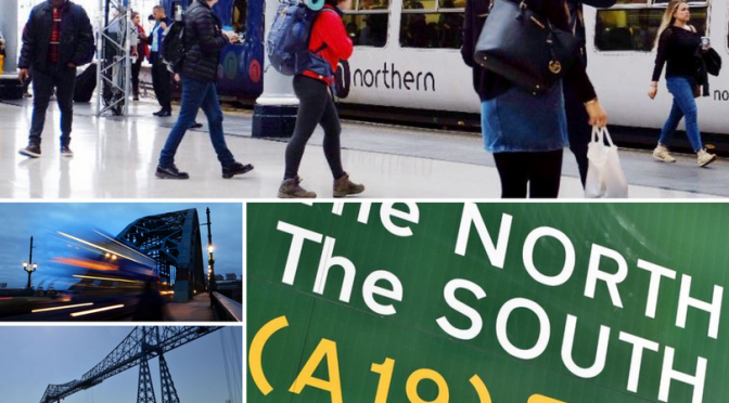 The North-South divide holds the whole country back – we must end it at last