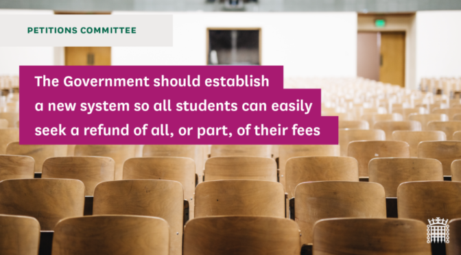 University students need a better deal