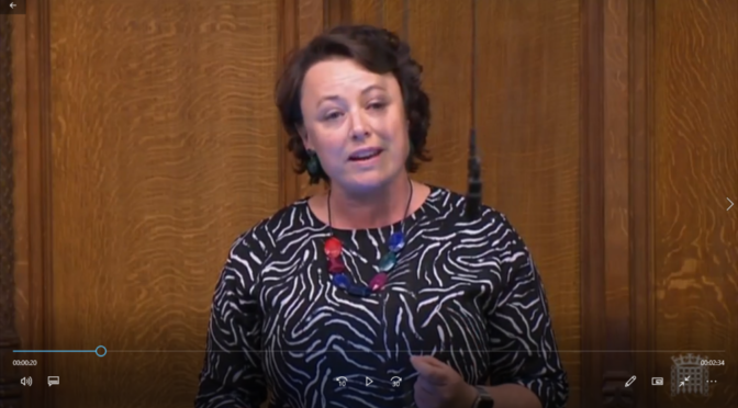 Stump up to support business through new restrictions, Catherine McKinnell tells Government