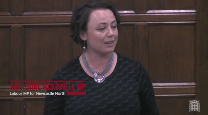Catherine calls for International Fund for Israeli-Palestinian Peace in Westminster Hall debate