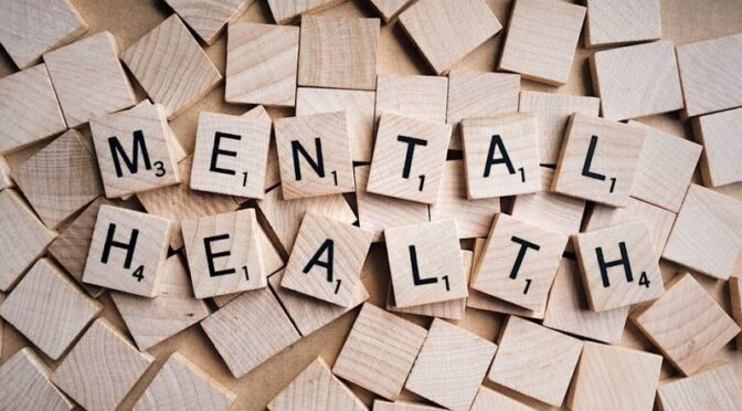 Mental Health and the second national lockdown