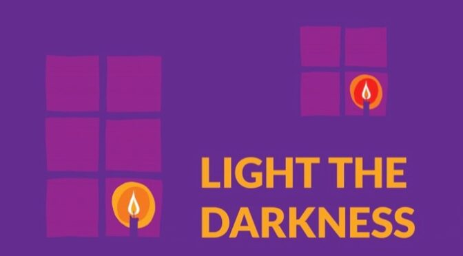 LIGHT THE DARKNESS URGES MP ON HOLOCAUST MEMORIAL DAY 2021