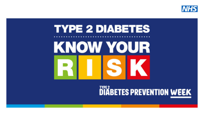 KNOW YOUR RISK, CATHERINE ENCOURAGES CONSTITUENTS DURING TYPE 2 DIABETES PREVENTION WEEK